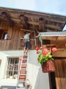 Installation 4G fixe à Beaufort (Savoie)